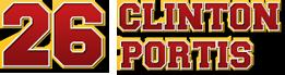 clinton portis logo